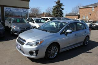Used 2013 Subaru Impreza 2.0i w/Limited Pkg for sale in Brampton, ON
