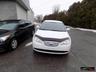 Used 2010 Hyundai Elantra L for sale in Grenville, QC