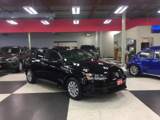 Used 2014 Volkswagen Jetta 2.0L COMFORTLINE 5 SPEED A/C SUNROOF 83K for sale in North York, ON
