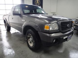 Used 2008 Ford Ranger |CLEAN CARPROOF|ONE OWNER|ALL SERVICE RECORDS| for sale in North York, ON