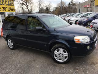 Used 2006 Chevrolet Uplander LS for sale in Scarborough, ON