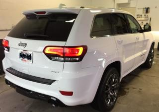 Used 2015 Jeep Grand Cherokee SRT for sale in Mississauga, ON