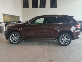 Used 2015 Jeep Grand Cherokee Summit - Heat+A/C Leather, Nav, B/U Cam, Sunroof + PWR Liftgate! for sale in Red Deer, AB