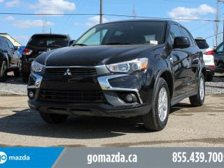 Used 2017 Mitsubishi RVR SE AWC HEATED SEATS BACK UP CAM GREAT ON GAS for sale in Edmonton, AB