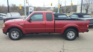 Used 2009 Ford Ranger Sport 4X4 for sale in Kitchener, ON