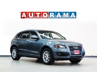 Used 2012 Audi Q5 NAVIGATION LEATHER 4WD for sale in North York, ON