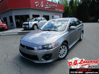 Used 2016 Mitsubishi Lancer Es Mags Aileron for sale in St-Prosper, QC