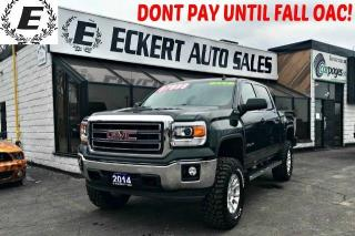 Used 2014 GMC Sierra 1500 Z71 4X4 WITH 6