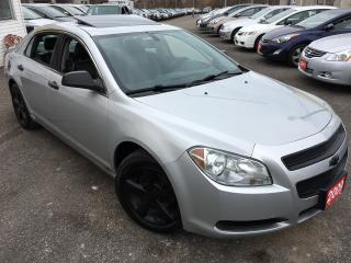 Used 2009 Chevrolet Malibu 2LT/AUTO/SUNROOF/ALLOYS/2-TONE LEATHER for sale in Scarborough, ON
