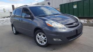 Used 2006 Toyota Sienna XLE,Limted,DVD,Leather, roof, warranty avai for sale in North York, ON