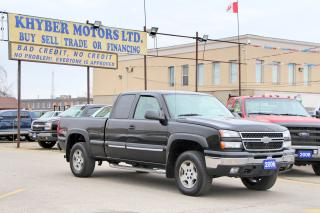 Used 2006 Chevrolet Silverado 1500 LS 4x4 for sale in Brampton, ON