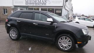 Used 2010 Lincoln MKX for sale in Mono, ON