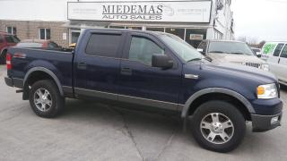 Used 2005 Ford F-150 FX4 for sale in Mono, ON