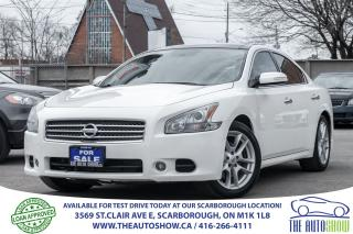 Used 2009 Nissan Maxima 3.5 SV DualSunroof Leather BackupCam ALL ORIGINAL for sale in Caledon, ON