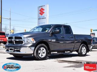 Used 2016 Dodge Ram 1500 ST Quad 4x4 for sale in Barrie, ON