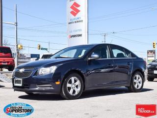 Used 2011 Chevrolet Cruze LT for sale in Barrie, ON