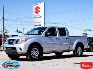 Used 2017 Nissan Frontier SV CREW CAB 4X4 for sale in Barrie, ON