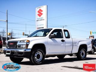 Used 2007 GMC Canyon SL 4x4 for sale in Barrie, ON