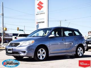 Used 2006 Toyota Matrix XR for sale in Barrie, ON