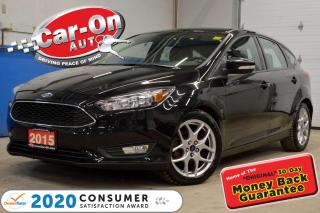 Used 2015 Ford Focus LEATHER | SUNROOF | NAVIGATION |  HATCHBACK for sale in Ottawa, ON