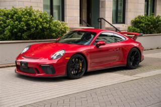 Used 2018 Porsche 911 GT3 for sale in Vancouver, BC
