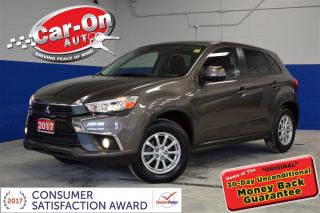 Used 2017 Mitsubishi RVR SE AWC HTD SEATS REAR CAM ALLOYS LOADED for sale in Ottawa, ON