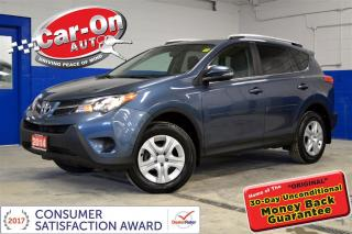 Used 2014 Toyota RAV4 HTD SEATS REAR CAM BLUETOOTH ONLY 41,000 KM for sale in Ottawa, ON
