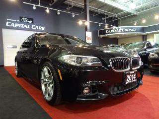 Used 2014 BMW 535 I M SPORT PKG / NAVIGATION / BACK UP CAMERA for sale in North York, ON