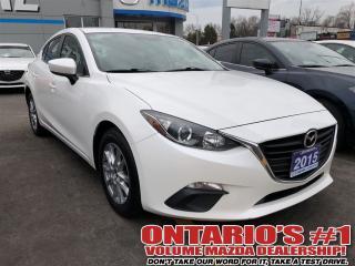 Used 2015 Mazda MAZDA3 GS NAVIGATION/ 1.99% C.P.O!!!-TORONTO for sale in North York, ON