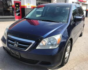 Used 2006 Honda Odyssey EX-L for sale in St Catharines, ON