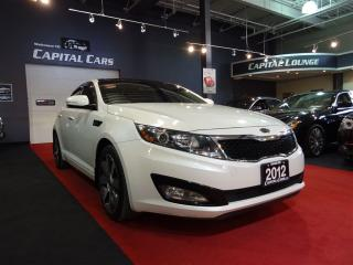 Used 2012 Kia Optima EX GDI / LEATHER / BACK UP CAMERA / BLUETOOTH for sale in North York, ON