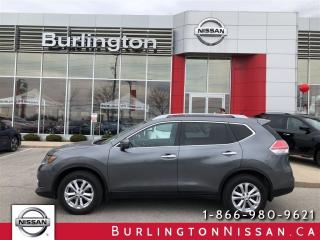 Used 2014 Nissan Rogue SV for sale in Burlington, ON