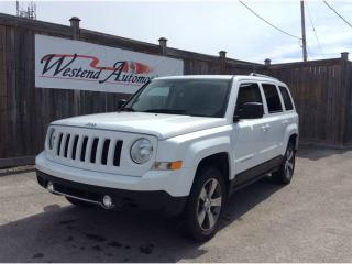 Used 2017 Jeep Patriot High Altitude Edition for sale in Stittsville, ON