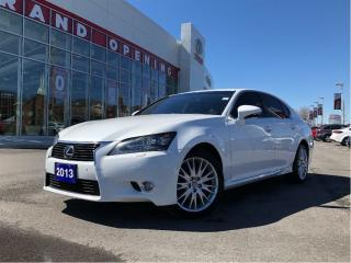 Used 2013 Lexus GS 350 4DR SDN AWD for sale in Pickering, ON
