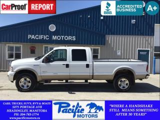 Used 2006 Ford F-350 Lariat for sale in Headingley, MB