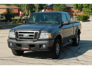 Used 2007 Ford Ranger SPORT for sale in Waterloo, ON