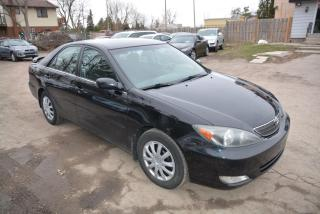 Used 2004 Toyota Camry SE, low km's, no rust. for sale in Hornby, ON