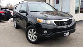 Used 2012 Kia Sorento LX 4WD for sale in Kitchener, ON