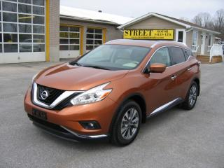 Used 2016 Nissan Murano SL AWD NAV LEATHER PAN ROOF for sale in Smiths Falls, ON