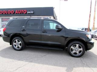 Used 2012 Toyota Sequoia SR5 5.7L 2WD 7 PASSENGER CERTIFIED 2YR WARRANTY for sale in Milton, ON