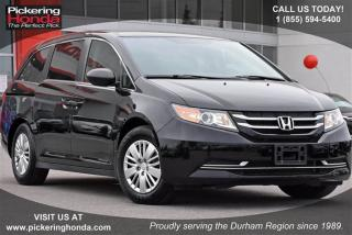 Used 2014 Honda Odyssey LX Bluetooth|Full Power Accessories|Cruise Control for sale in Pickering, ON