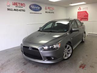 Used 2012 Mitsubishi Lancer GT for sale in Dartmouth, NS