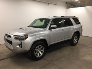 Used 2016 Toyota 4Runner Trail Edition for sale in Saint-hubert, QC