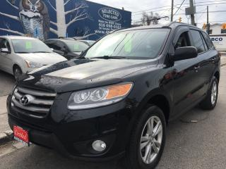 Used 2012 Hyundai Santa Fe GL Premium for sale in Scarborough, ON