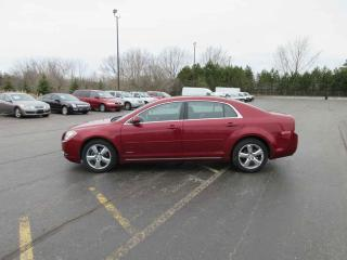 Used 2011 Chevrolet Malibu LT Platinum Edition FWD for sale in Cayuga, ON