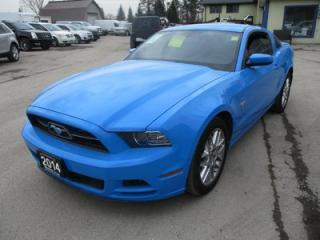Used 2014 Ford Mustang SPORTY COUPE EDITION 4 PASSENGER 3.7L - V6.. 6-SPEED MANUAL.. HEATED SEATS.. SYNC TECHNOLOGY.. BLUETOOTH SYSTEM.. for sale in Bradford, ON