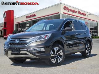 Used 2015 Honda CR-V Touring for sale in Guelph, ON