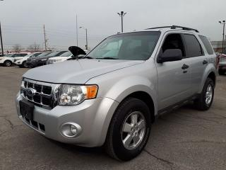Used 2012 Ford Escape XLT for sale in Scarborough, ON
