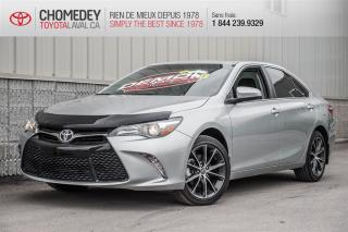 Used 2017 Toyota Camry XSE for sale in Laval, QC