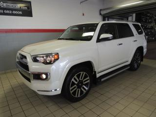 Used 2018 Toyota 4Runner Ltd 7 Passagers for sale in Terrebonne, QC